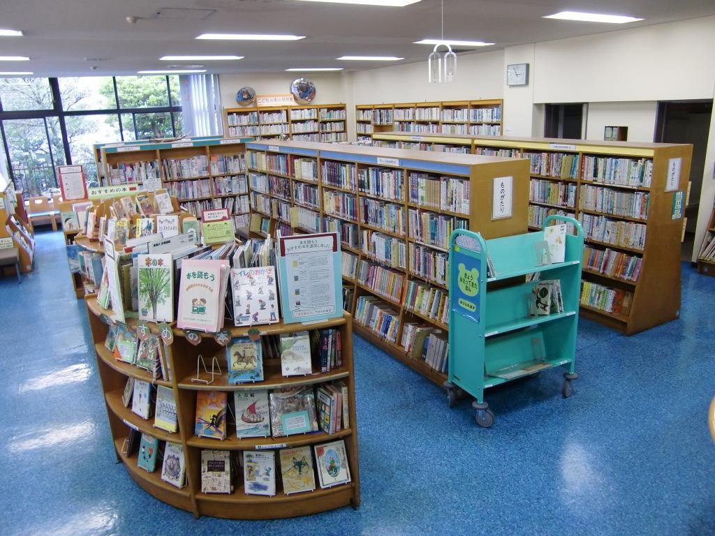 子ども読書支援センター」のご案内 - 埼玉県立図書館